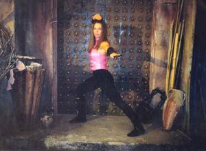 Sensei Stacey - Mortal Kombat's Meleena